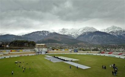 Cricket ground at Dharamshala (4/4)